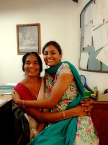 BASIS Leelamony with Sowmya