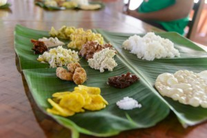 traditional indian food kerala meals