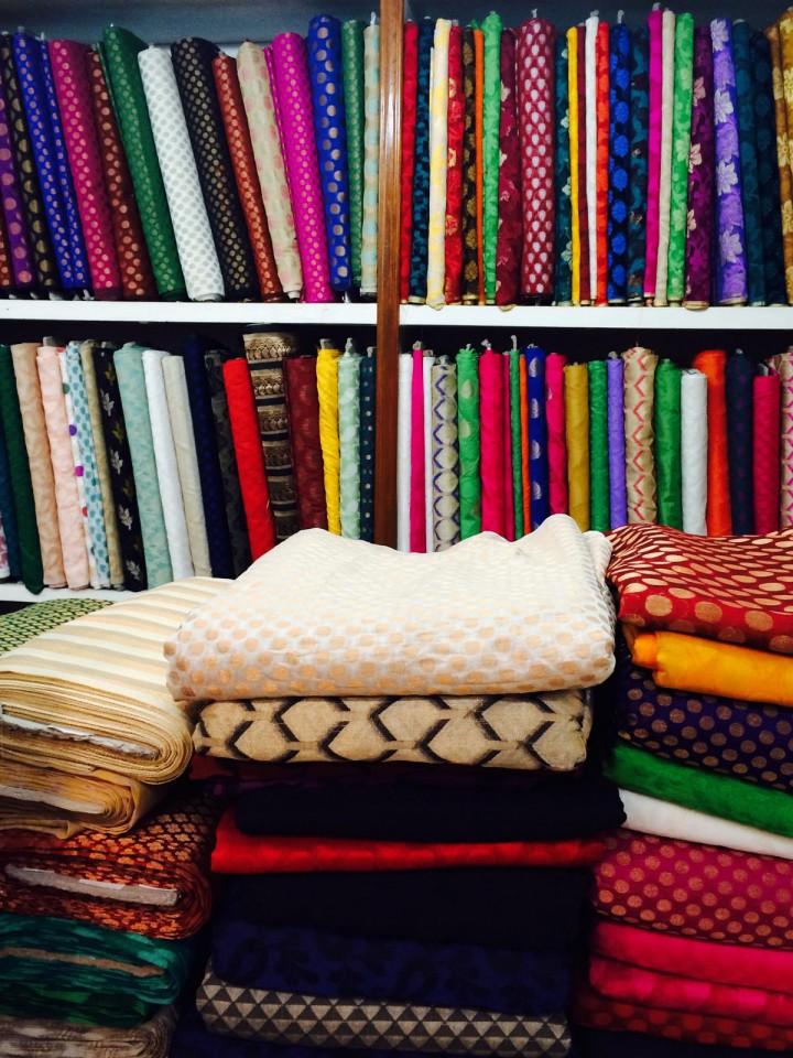 Stoffe Färben tag 2 kottayam stoffe in allen farben und mustern basis holidays
